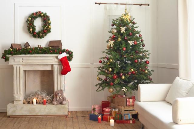 季節物 クリスマスツリー アイキャッチ画像